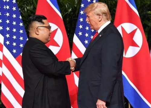 Trump, Kim and the Jewish spirit of change