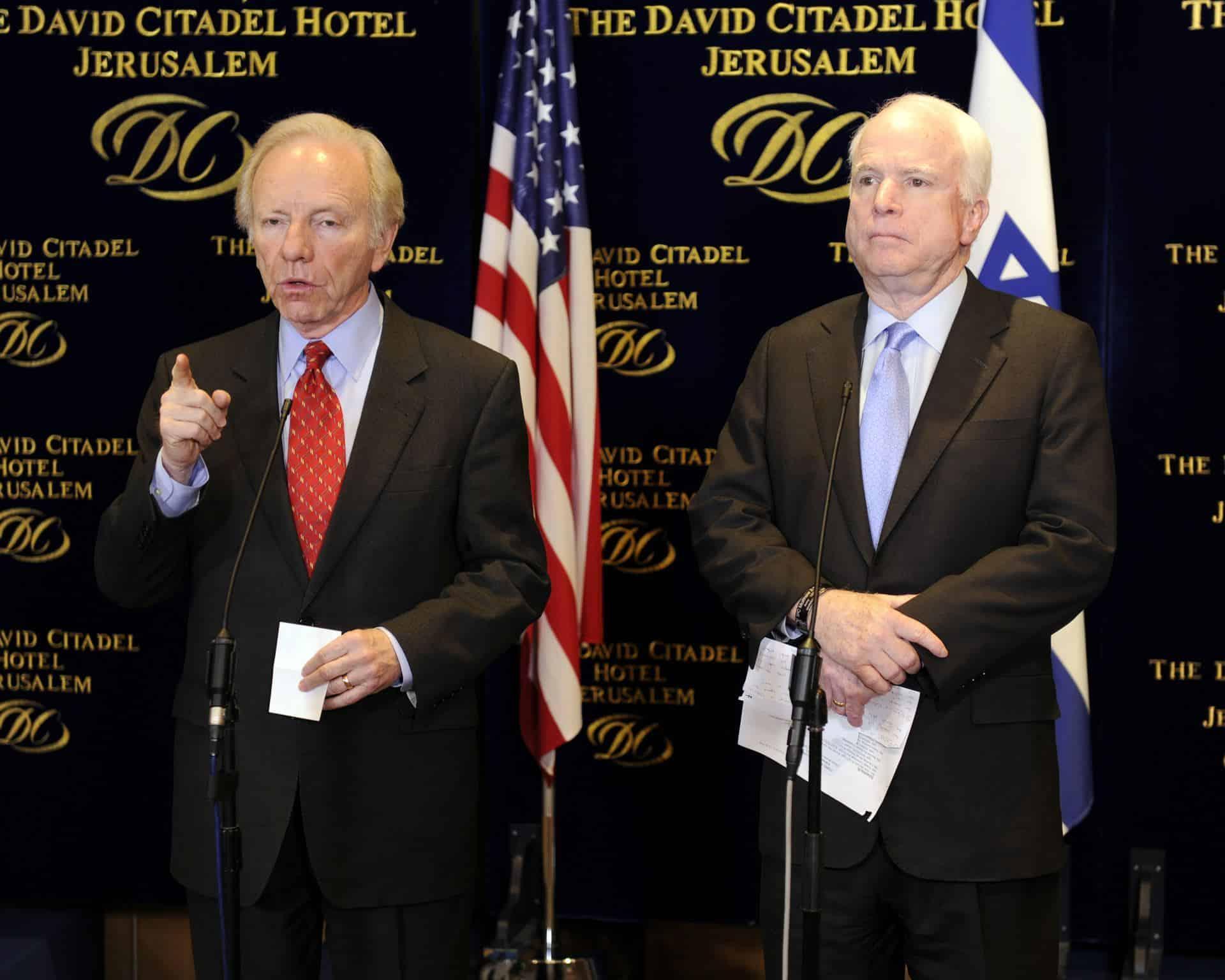 Democrats, Lieberman, and the political future
