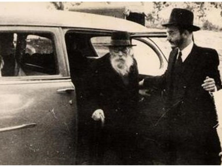 החזון אי″ש, הרב אברהם ישעיהו קרליץ