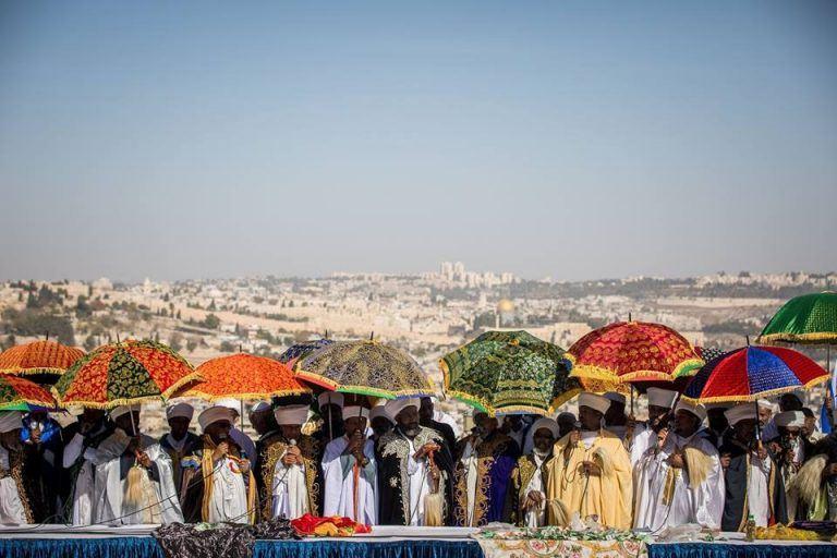חג הסיגד, יהדות אתיופיה
