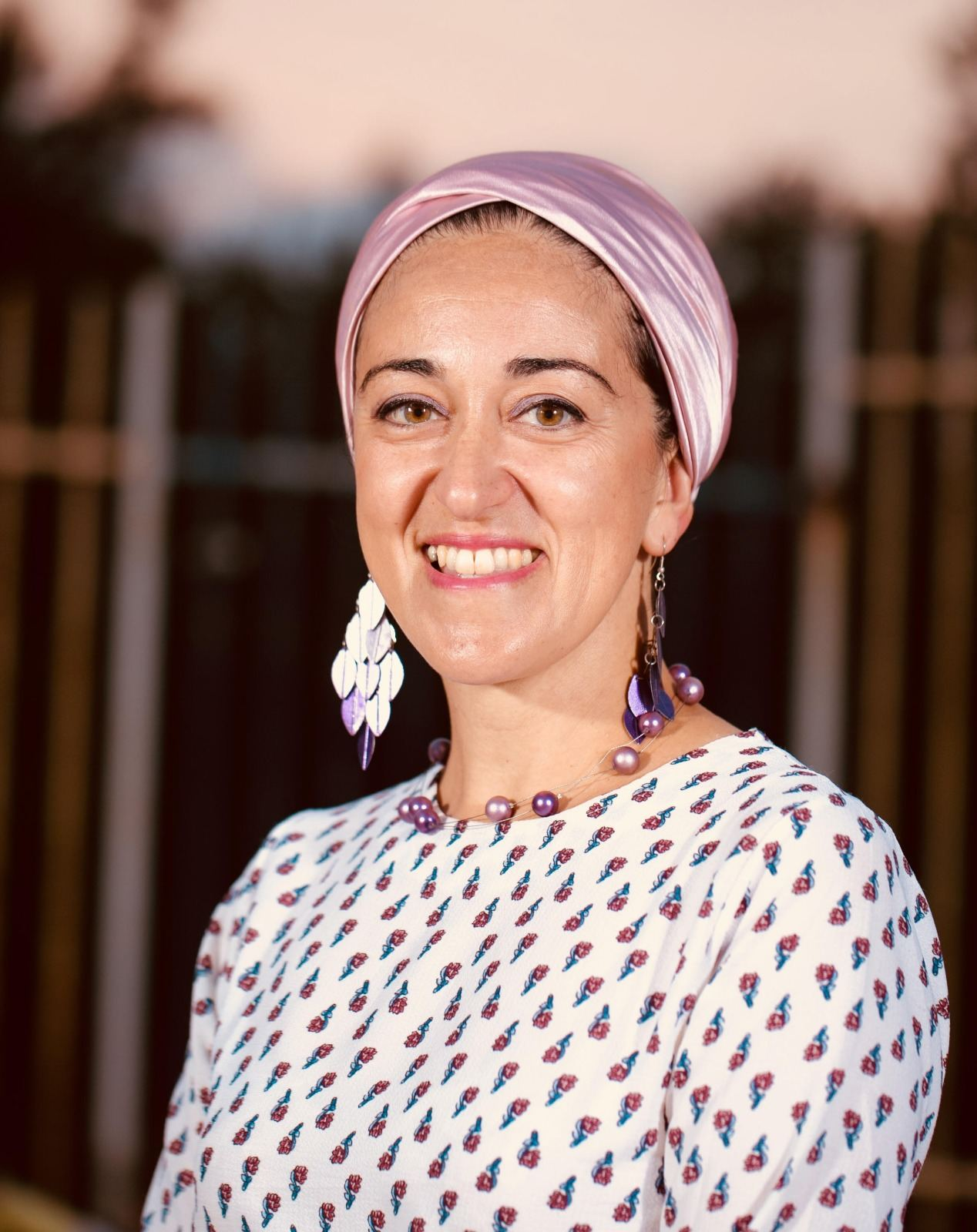 'Samaria town's new female mayor defies stereotypes'