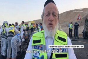 יהודה משי זהב נלחם בתאונות הדרכים