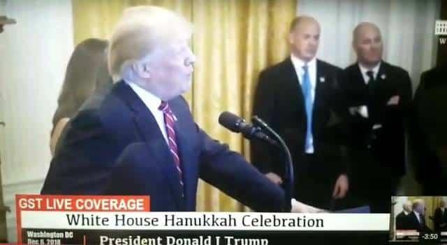 White House Hanukkah Celebration