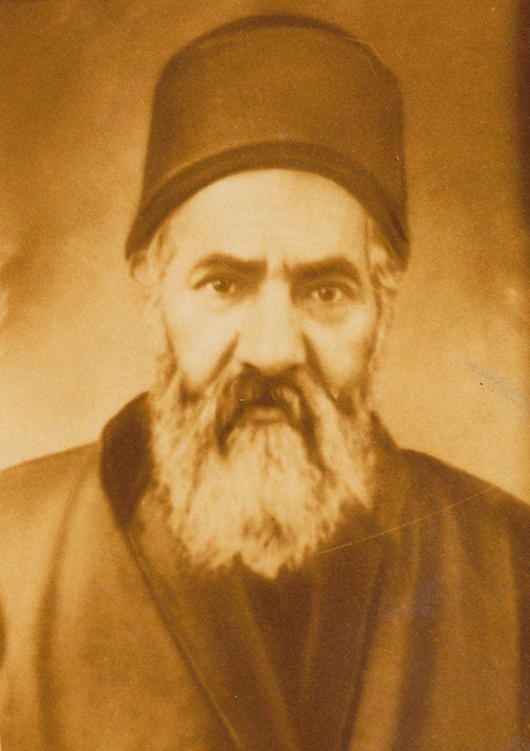 הרב יעקב חיים סופר מבגדד