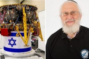 Behind the Curtains of Israel's Groundbreaking Spacecraft
