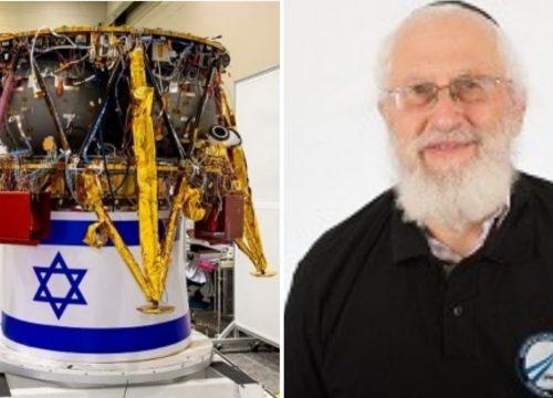 Behind the Curtains of Israel's Groundbreaking Spacecraft