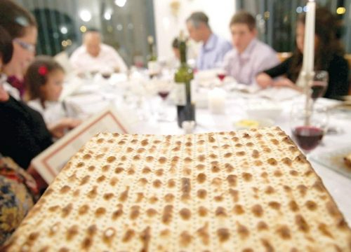 FORGET ABOUT THE AFIKOMEN, WHO STOLE PESACH?