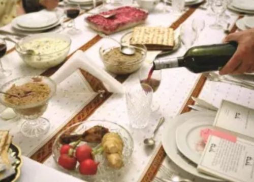 Holding a Seder – Creating Order
