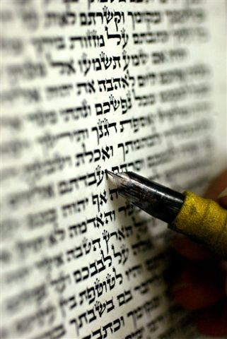 We Continue with the Torah