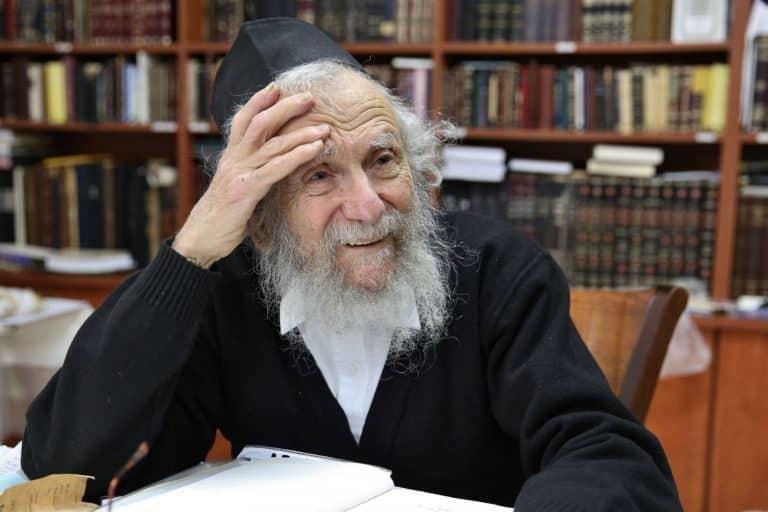 """הרב יעקב אדלשטיין זצ""""ל"""