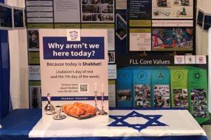 Shabbat Shalom, Australia!