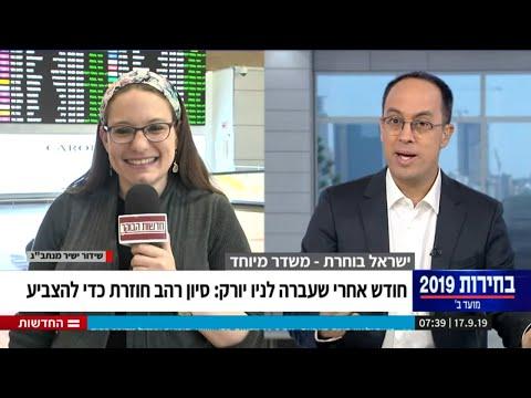 """ראיון מנתב""""ג לקראת הבחירות"""
