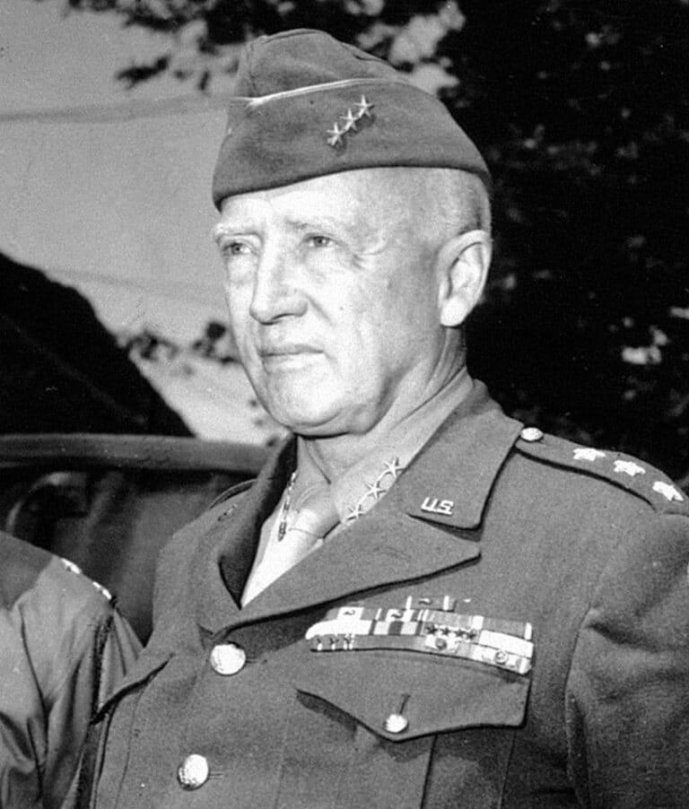 הגנרל גורג פטון