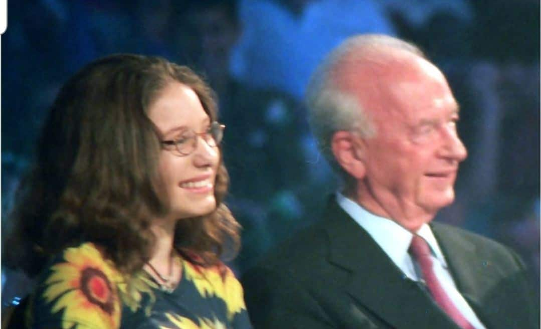 The Rabin assassination changed my life