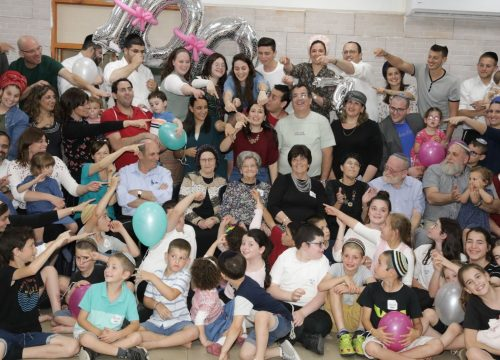 The Longest-Running Torah Class