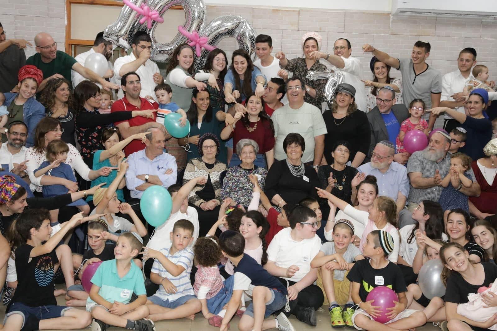 The Longest-Running Torah Class