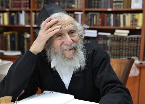 Reaching to Heaven on the Ladder of Yaakov