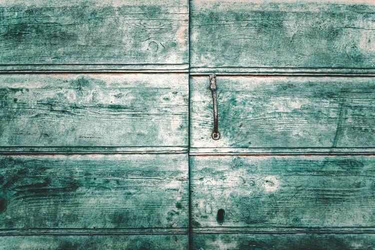 דלת סגורה