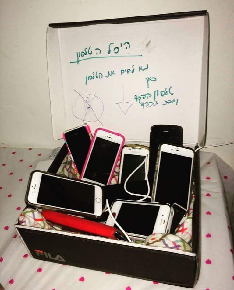 טלפונים בקופסא
