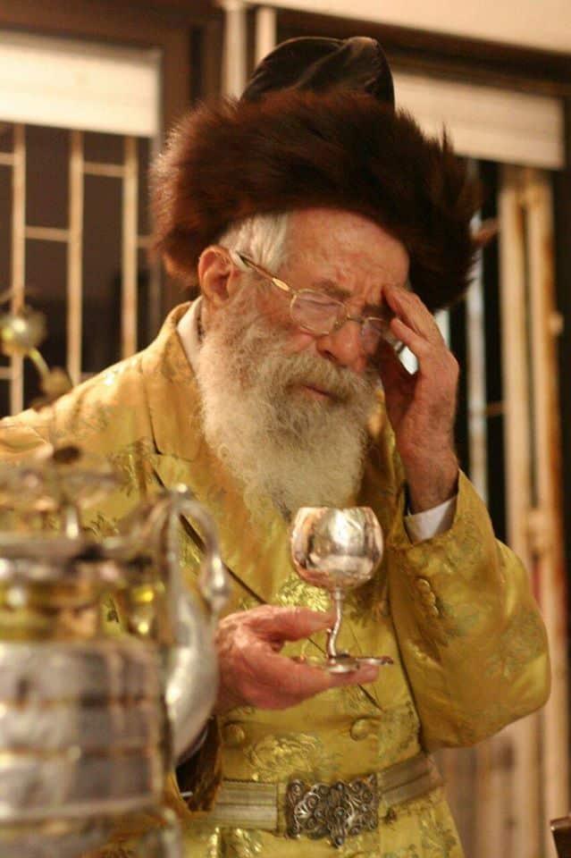 הרב ישראל פרידמן