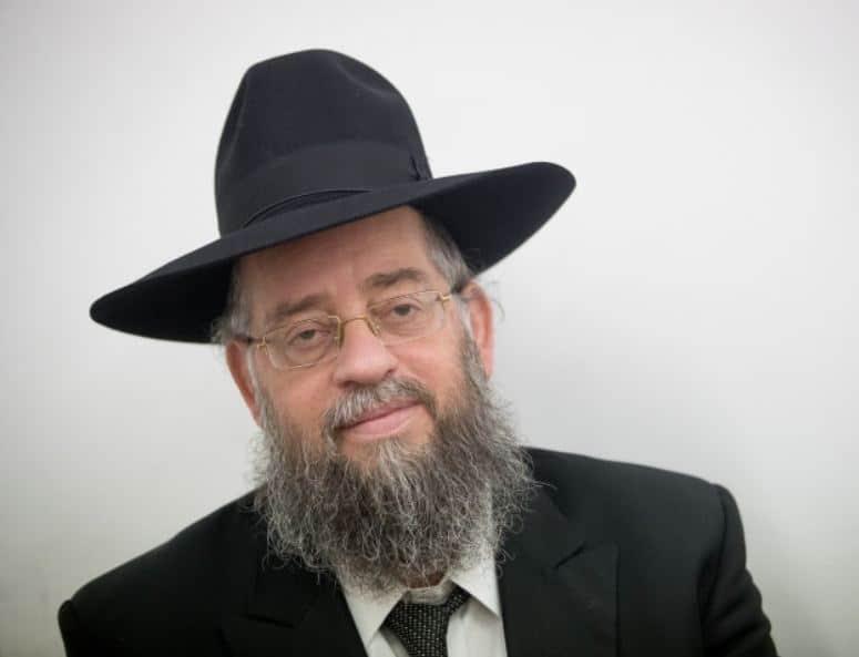 Regarding Rav Yeshayahu Haber ⋆ סיון רהב-מאיר