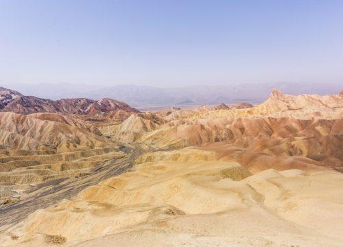 במדבר קם העם היהודי