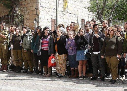 זהירות, טקסט לא פופולארי יום ירושלים