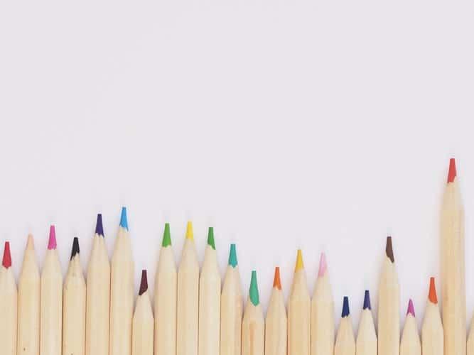 צבעי עיפרון