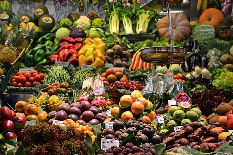 שוק ירקות