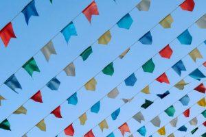 מהם צבעי הדגל שלך?