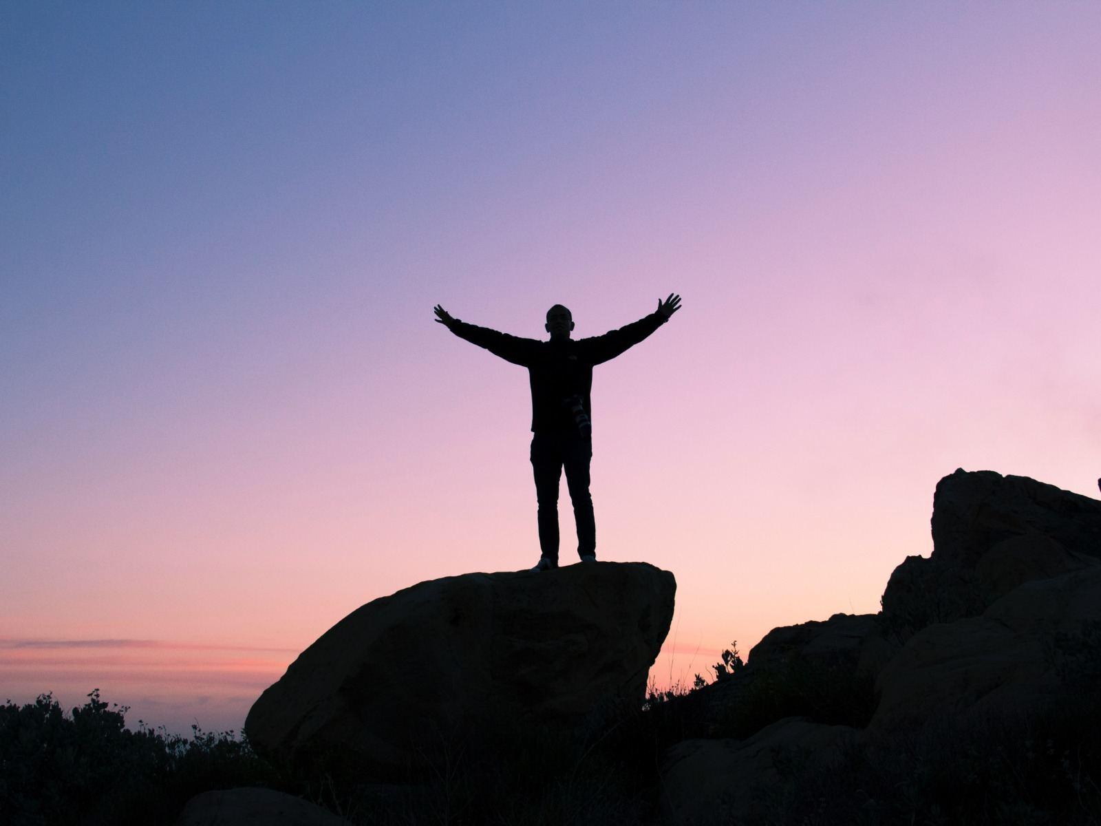 Fear of faliure? Fear of success!