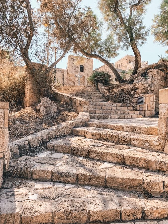 מדרגות בירושלים