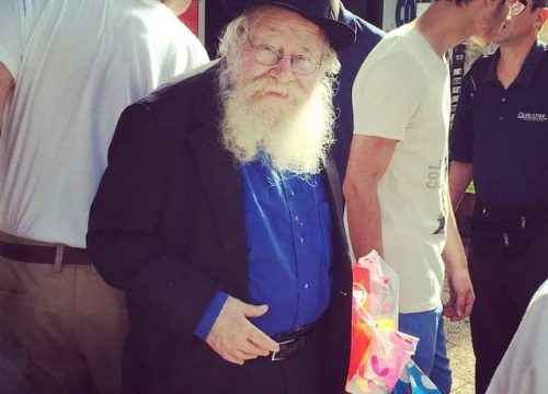 Rav Steinsaltz on the purpose of Jewish life