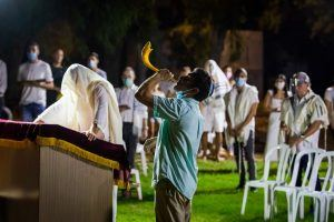 An historic Yom Kippur