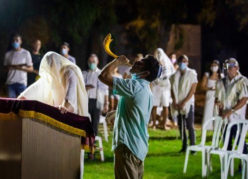 An historic Yom Kippur