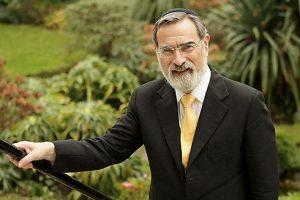 For the speedy recovery of Rabbi Sacks