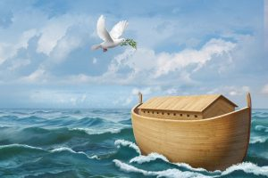 Finding the ark within