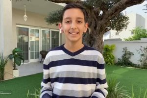 An 11-year-old's message: Gratitude with Sensitivity