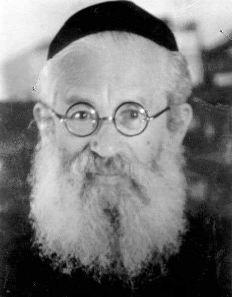 הרב יצחק הלוי אייזיק הרצוג